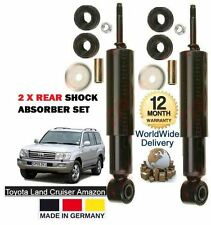 FOR TOYOTA LANDCRUISER AMAZON 4.2 4.7 98-2007 NEW 2X REAR SHOCK ABSORBER SHOCKER