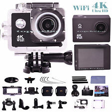 Full HD 1080P Sports Action Camera Waterproof  4K DVR Helmet Camcorder As Go Pro