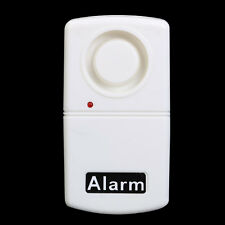 Mini Anti-Theft Security System 120dB Vibration Alarm for Door Window Motorcycle