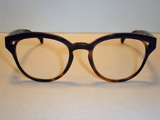 L.A. Eyeworks One Pair Jump Seat 708 Eyeglass Frames Made in Italy