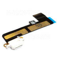 !NEW GENUINE IPAD MINI INNER WHITE USB CHARGING CONNECTOR FLEX CABLE REPAIR PART