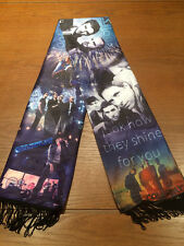 Chris Martin Coldplay Britpop alternative Muffler Cos Shawl Quasten Schal