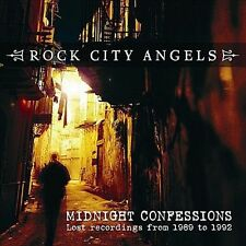 Midnight Confessions by Rock City Angels (CD, Oct-2010, CD Baby (distributor))