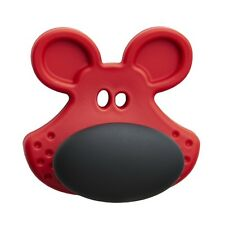 Kids Cupboard / Drawer Door Knob Handles Cebi Joy DEWIE RED/BLACK