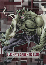 UPPER DECK MARVEL BEGINNINGS III 3 PRIME MICROMOTION CARD M3-51 ULTIMATE GOBLIN