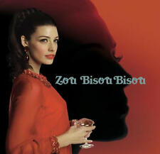 "Jessica Pare ‎– Zou Bisou, Bisou RED 7"" LP RJD2 French Pop MAD MEN Aceyalone"