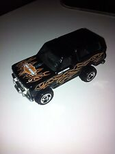 Hot Wheels FORD BRONCO 4X4 Truck HARLEY DAVIDSON  5 Pack Exclusive Mint Loose