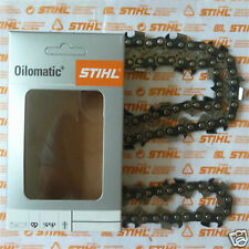 "18"" 45cm Genuine Stihl RS3 Chainsaw Chain MS380 380 038 3/8"" 66 DL Tracked Post"