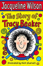 NEW  the STORY OF TRACY BEAKER by JACQUELINE WILSON