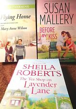 Harlequin Romance 3 Pack 2014 Mira, HQN & Heartwarming Series new