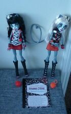 Monster High Doll MEOWLODY & PURRSEPHONE Twins Daughters of a Werecat