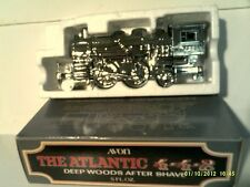 Vtg 1973 Avon The Atlantic 442 Deep Woods After Shave-New In Box-Free Shipping