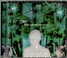 MOBY - THESE SYSTEMS ARE FALLING -   CD NUOVO SIGILLATO