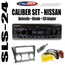 Nissan Almera N16 Autoradio Radio USB SD AUX+ ISO Adapter Blende Antenne Adapter
