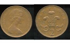 ROYAUME UNI  2 two new pence  1971