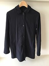 Samsonite womens navy waterproof coat size 10