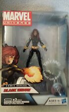 BLACK WIDOW  Marvel Universe Comic Series Base Light-Up