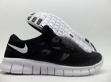 "NIKE FREE RUN 2 SP ""GENEALOGY"" BLACK/WHITE-ANTHRACITE SIZE MEN'S 11 [677736-010]"