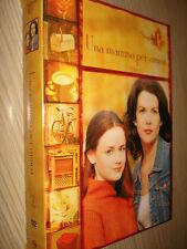 OPERA COMPLETA BOX COFANETTO 6 DVD UNA MAMMA PER AMICA PRIMA 1 STAGIONE 21 EPISO