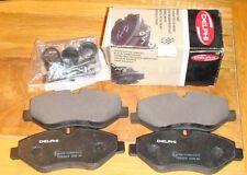 DELPHI LP2039 front brake pad set - IVECO Daily