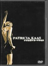 DVD ALL ZONES--CONCERT--PATRICIA KAAS--RENDEZ VOUS - LIVE OLYMPIA 1998