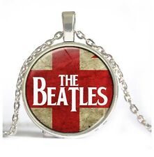 British Beatles pendant wonderful necklace holiday Lover   Necklace  DD 167