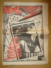 NME 1982 JUL 31 ROXY MUSIC NEIL YOUNG MR SPOCK GENESIS