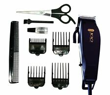 Wahl 100 Mains Electric Hair Shaver 10-Piece Kit Mains Clipper Mens Shaving Kit