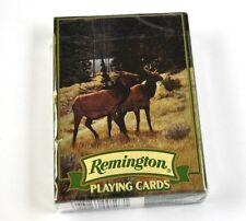 Remington Spielkarten Karten USA Kartenspiel - Jagt Hirsche Rehe