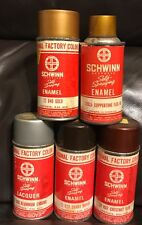 SCHWINN BICYCLE VINTAGE 1969 SPRAY PAINT Color Choice  Full new rare Pro Nozzle