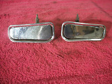 1969-78 Corvette Exterior Door Handles, Used