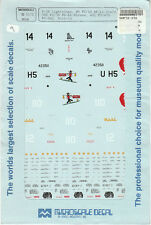 1/72 Microscale Decals P-38 Lightnings Sealy Giroux Nichols 80 FG/10 72-172
