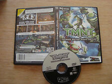 TMNT TEENAGE MUTANT NINJA TURTLES PC DVD