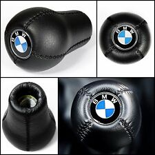 New BMW Leather Gear Stick Shift Knob Screw On E10 E12 E9 E3 2002 1802