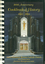 POLISH COOKBOOK - HAZELTON, PENNSYLVANIA - ST. STANISLAUS CATHOLIC CHURCH - 1993