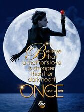 """Once Upon a Time TV Series 2014 Art Deco Silk Wall Poster 12x18"""" OUAT12"""