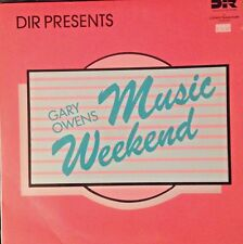 Radio Show: GARY OWENS MUSIC WEEKEND 5/28/88 PAUL SIMON LIVE, SUMMER TRIBUTE,MSM