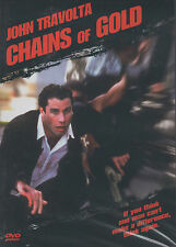 CHAINS OF GOLD (DVD) BRAND NEW #395 JOHN TRAVOLTA - CRIME DRAMA - FREE SHIPPING