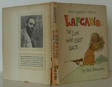 SHEL SILVERTSEIN Uncle Shelby's Story of Lafcadio FIRST EDITION