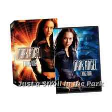 Dark Angel: Complete Series Season 1 & 2 James Cameron Jessica Alba DVD Box Sets