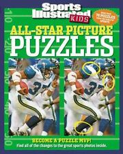 Sports Illustrated Kids: All-Star Picture Puzzles - Acceptable - The Editors of