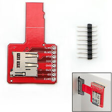 Micro SD Sniffe Compatible With Arduino TF Card Adapter Plate Universal New