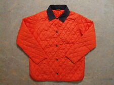 Women's Barbour Smu Shaped Liddesdale Quilt Jacket Size 16 Genuine Casual