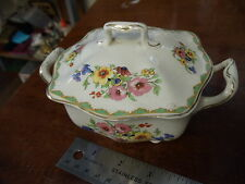 VINTAGE Johnson Brothers ELLASTONE SUGAR BOWL Pareek England MINT