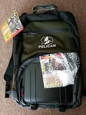 Green Pelican S140 Sport Elite Backpack Waterproof iPad Tablet Netbook Case
