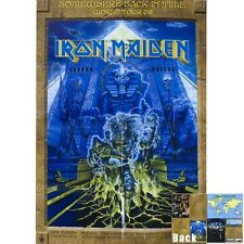 Iron Maiden - Back In Time 2008 Tour Program