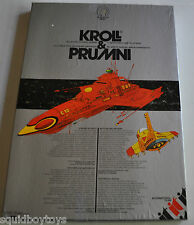 KROLL & PRUMNI Vintage Strategy SPACE BOARD GAME Simulation Games 1980s