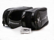 OAKLEY SKULL GOLF SHOE BAG 4.0 BLACK PROTECTIVE VENTILATED BAG NEW RARE LAST FEW