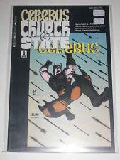 Cerebus Church & State #6 VF Aardvarkvanaheim Apr 1991