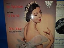 SXL 2044 WBg ED1 *BLUEBACK* PETER MAAG* CONDUCTS *CHOPIN /DELIBES* PCO* NM